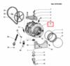 Бак в сборе для стиральной машины Indesit (Индезит)/Ariston (Аристон) - 145181, 482000030001
