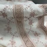 Кружево Anne розовое