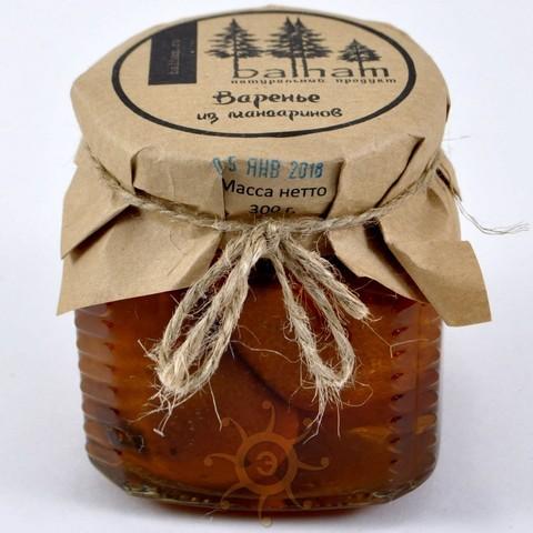 Варенье из мандаринов Балхам, 300г