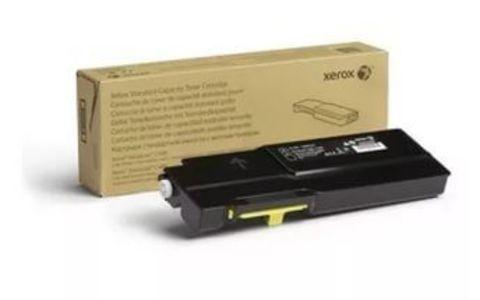Тонер-картридж 106R03509 желтый для XEROX VL C400/C405. Ресурс 2500 страниц