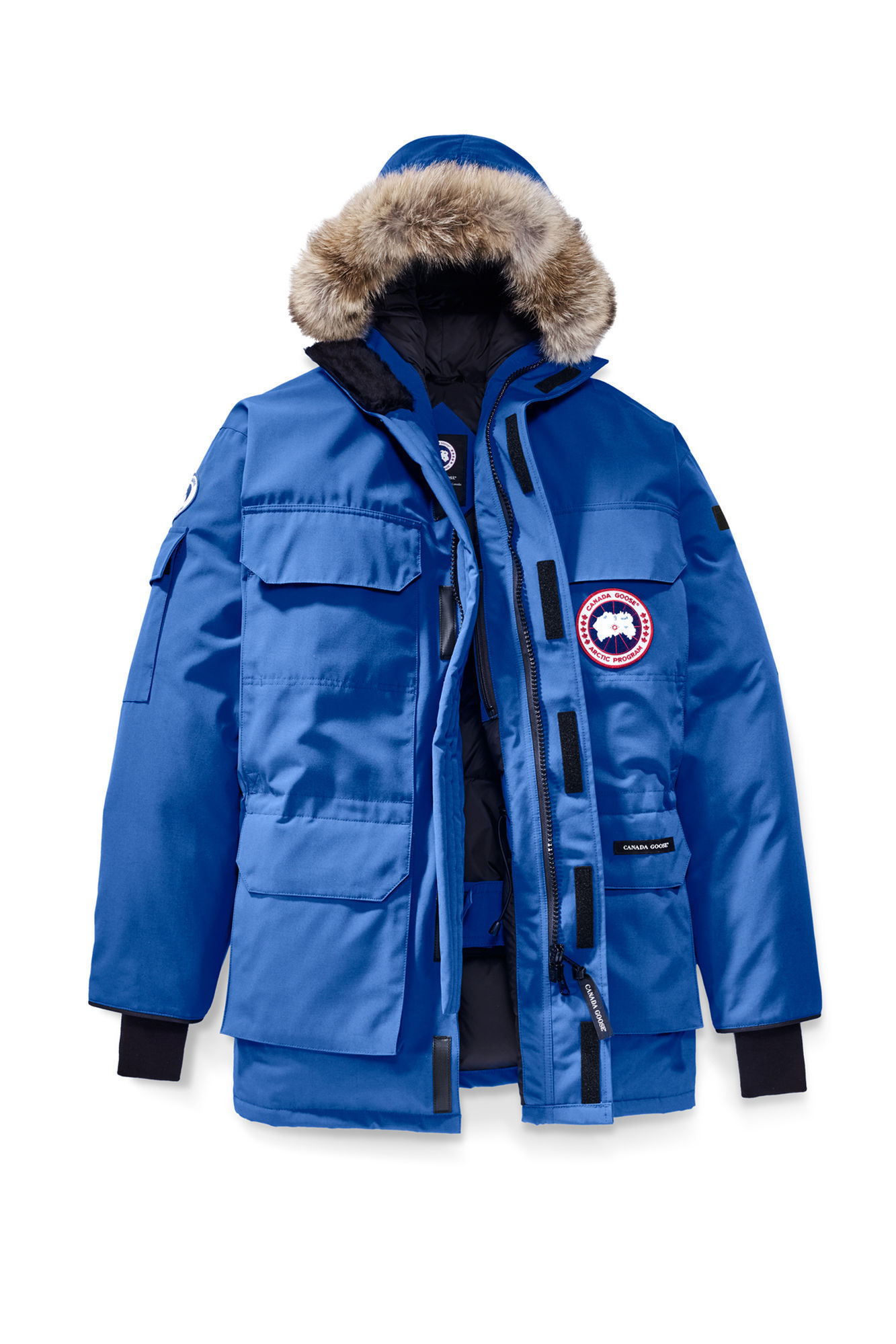 EXPEDITION PARKA Blue MEN'S 4565