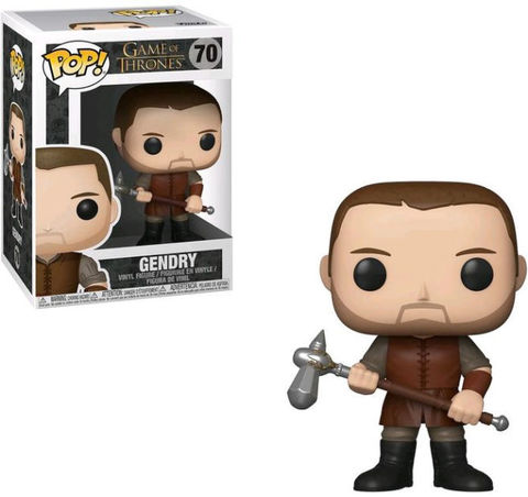 POP TV: Game of Thrones S9 - Gendry