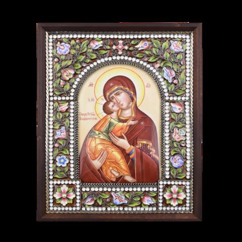 Икона Владимирская Пресвятой Богородицы