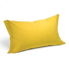 Наволочки 2шт 70х70 Caleffi Tinta Unita giallo желтые