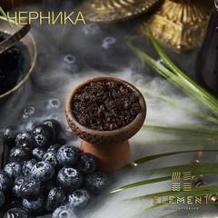 Табак Element 100г - Blueberry (Земля)