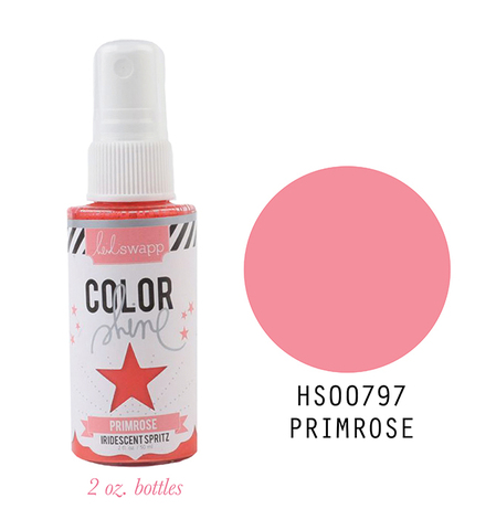 Краска-спрей Heidi Swapp-Pink