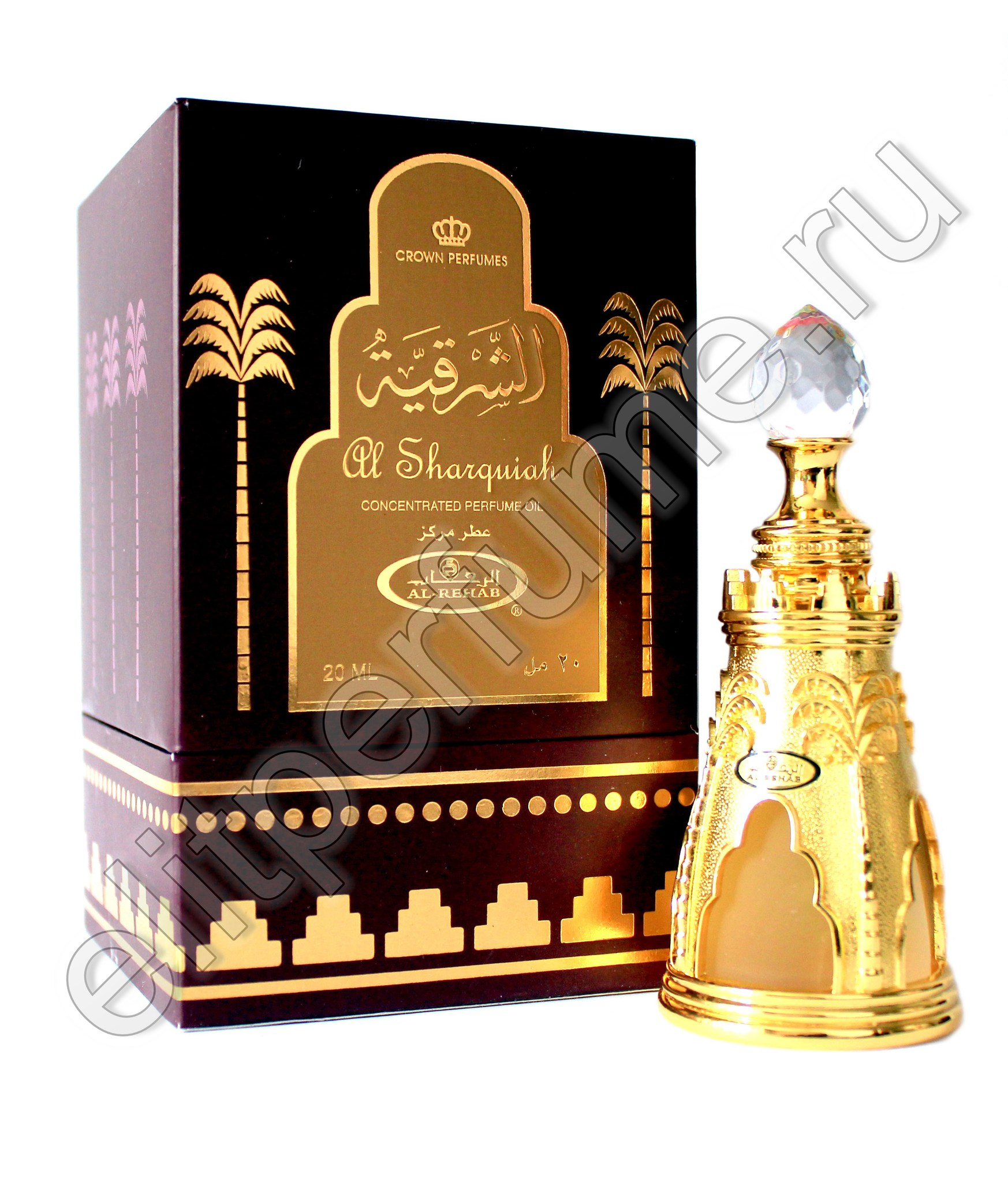 Al-Rehab Al Sharquiah / Аль Рехаб Аль Шаркия 20 мл арабские масляные духи от Аль Рехаб Al Rehab