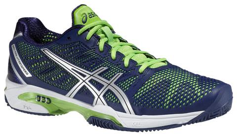 Кроссовки теннисные Asics Gel-Solution Speed 2 мужские синие
