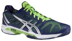 Мужские теннисные кроссовки Asics Gel-Solution Speed 2 (E401Y 5093) синие