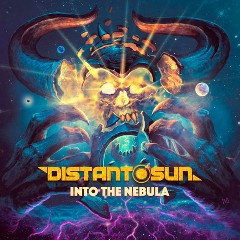 Distant Sun / Into The Nebula (RU)(CD)