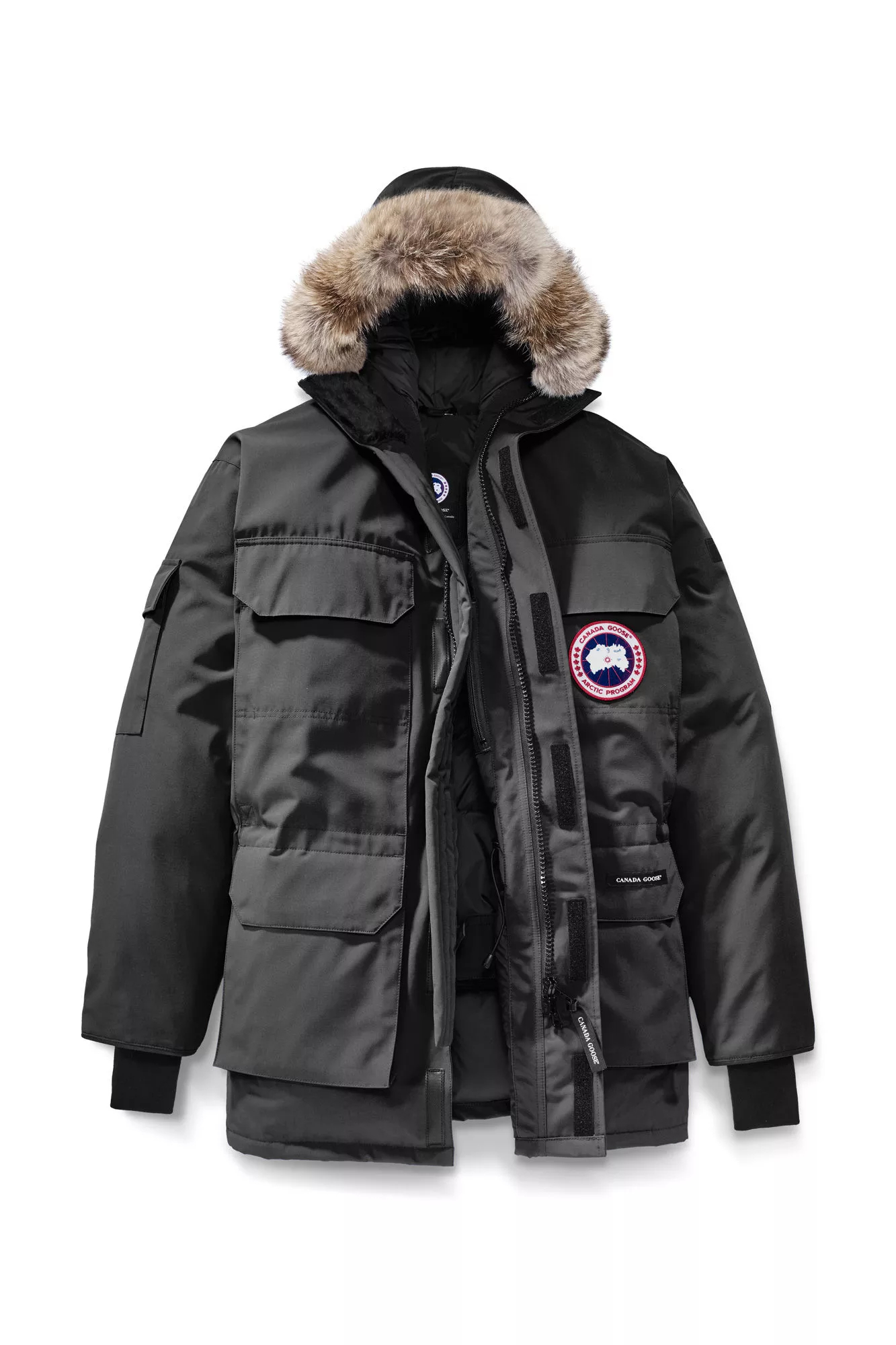 Expedition Parka Graphite Men's 5921