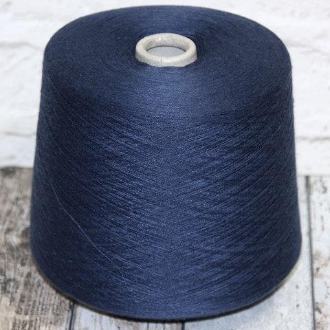 Лен с кашемиром и шелком LORO PIANA / OASI 2/62 синий