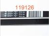 Ремень для стиральной машины Indesit (Индезит)/Ariston (Аристон) 1201 J6 (1198 J6), чер. 1150мм contitech - 119126