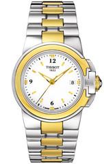 Женские часы Tissot T-Trend Sport-T Lady T080.210.22.017.00