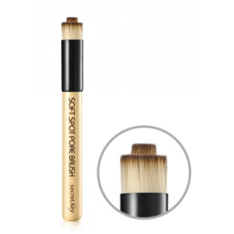 SECRET KEY Black Out Щетка для очищения пор Soft Spot Pore Brush