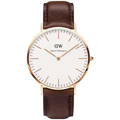Мужские наручные fashion часы Daniel Wellington 0109DW