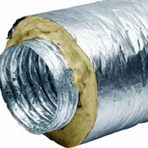 Воздуховод Diaflex ISODF 102мм 10м