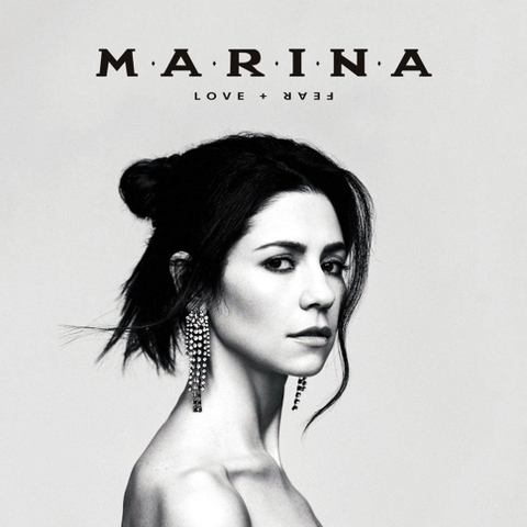 Marina / Love + Fear (CD)