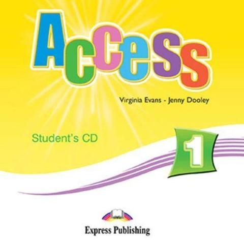 Access 1. Student's Audio CD. Beginner. Аудио CD для работы дома.