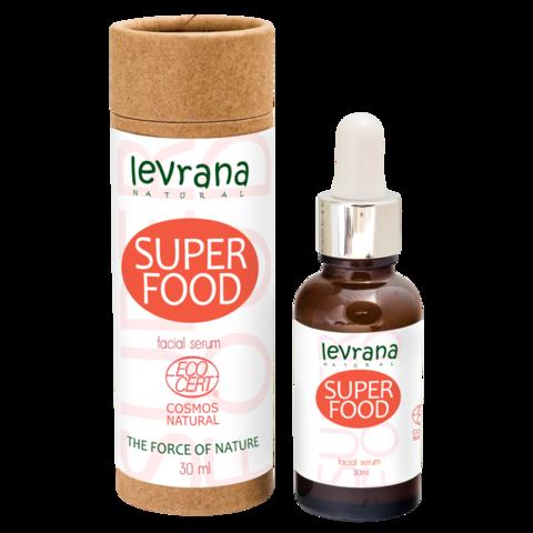 Сыворотка для лица SUPER FOOD, Levrana