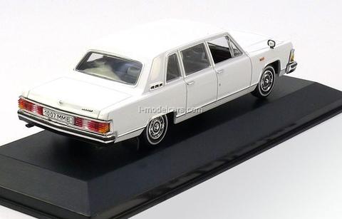 GAZ-14 Tschaika white 1978 IST146 IST Models 1:43