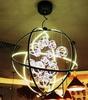 светодиодная люстра 02-30 ( ELITE LED LIGHTS)