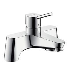 Смеситель на борт ванны на 2 отверстия Hansgrohe Talis 31427000 фото