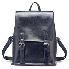 Рюкзак женский JMD Double 8008 Темно-синий