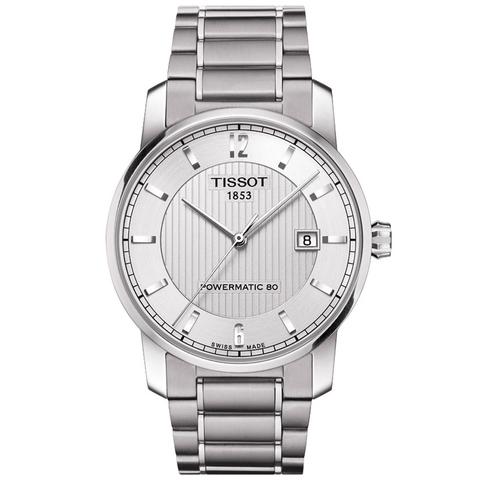 Купить Наручные часы Tissot Titanium Powermatic T087.407.44.037.00 по доступной цене