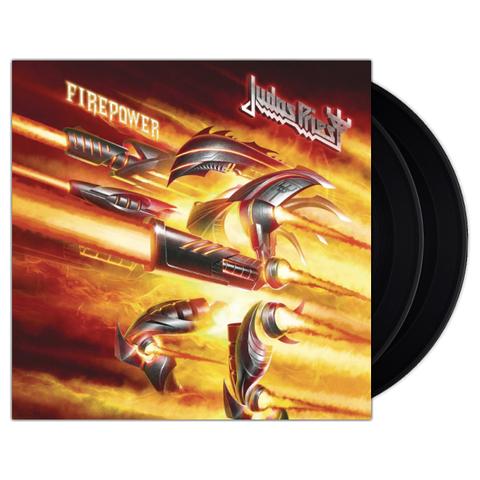 Judas Priest / Firepower (2LP)