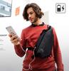 Однолямочный рюкзак  ARCTIC HUNTER XB00045 USB Коричневый