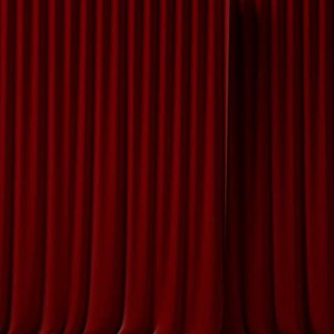 Бархат театральный негорючий бордовый, ш - 140 см., 330 гр./м2. арт. BTVN/4/000781