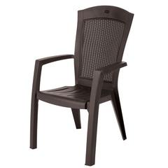 Пластиковое кресло для сада Allibert Minnesota