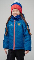 Детская утеплённая прогулочная лыжная куртка Nordski Jr-Kids Patriot