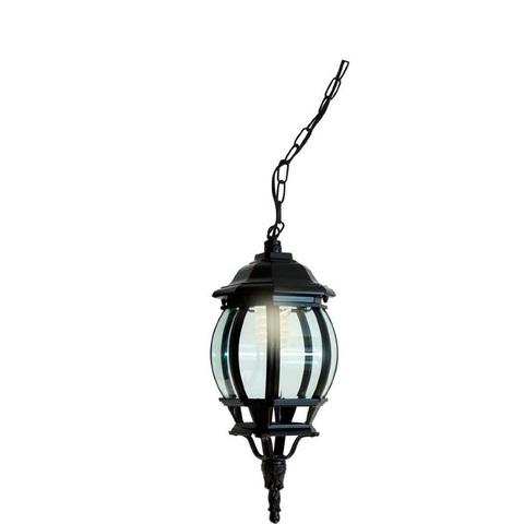 Светильник садово-парковый, 100W 230V E27 черный, 8105 (Feron)