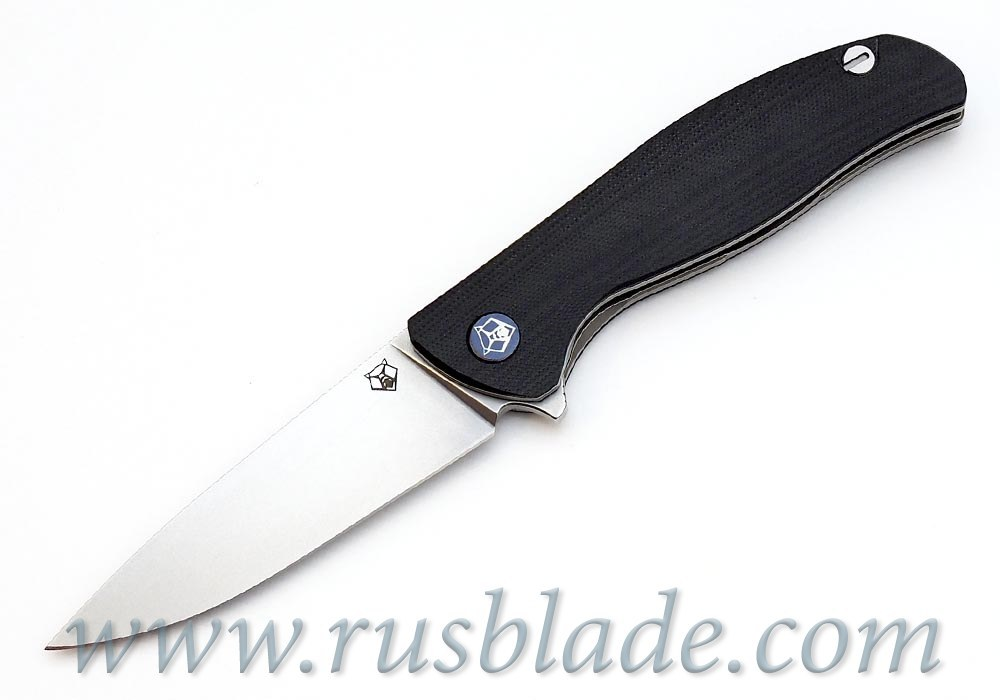 Shirogorov F3 S30V G10 black w/bearings