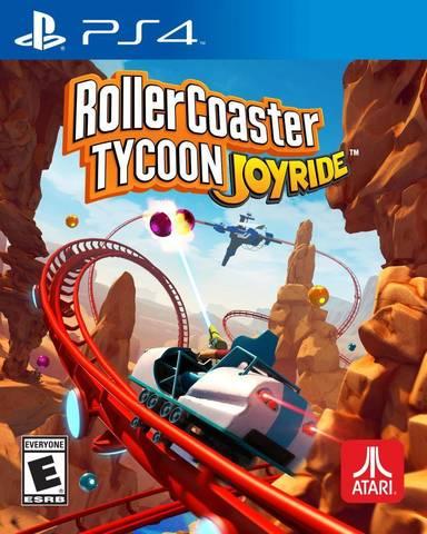 Sony PS4 RollerCoaster Tycoon: Joyride (только для PS VR, английская версия)