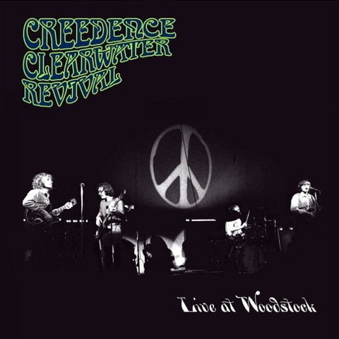 Creedence Clearwater Revival / Live At Woodstock (2LP)
