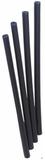Ремонтный пластик-свеча Swix черный, 6mm, 4 шт., 35гр T1716