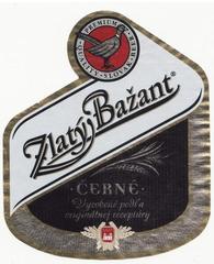 Пиво Zlaty Bazant Cerne