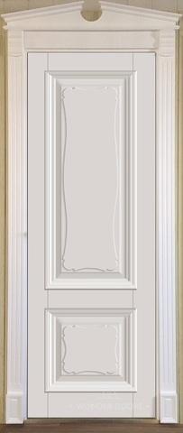 Межкомнатная дверь Violetta 21.2 глухая