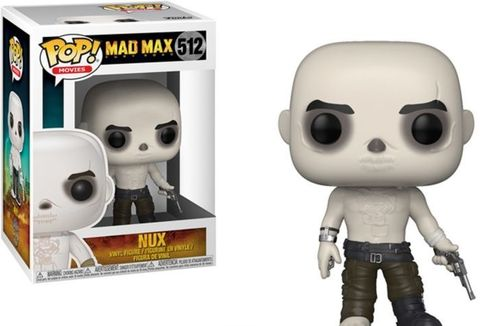 Фигурка Funko POP! Vinyl: Mad Max: Fury Road: Nux Shirtless 28028