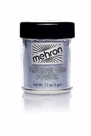 MEHRON Сияющие пигменты Celebré Precious Gems, Sapphire (Сапфир), 5 г