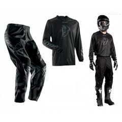 Кроссовый мотокостюм THOR (34/XL), мото костюм: штаны + джерси