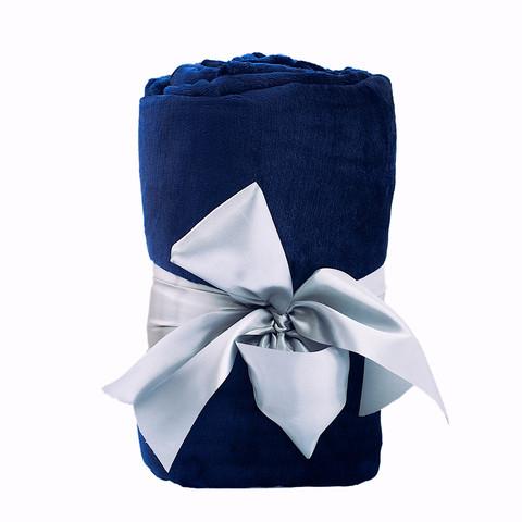 Плед с рукавами Gekoko Premium,  dark blue