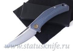 Нож Широгоров Джинс vanax 37 SIDIS дизайн