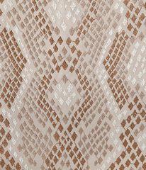 Постельное белье 2 спальное евро Luxberry Snake умбра