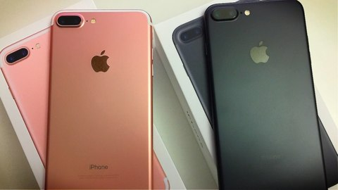 iPhone 7 Plus Android Rose Gold (MTK6582)