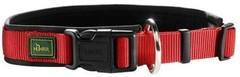 Ошейник для собак Hunter Neopren Vario Plus (35-40)/2 см нейлон/неопрен красный/черный