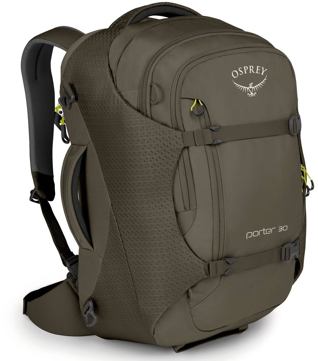 Сумки-рюкзаки Сумка-рюкзак Osprey Porter 30 Castle Grey Porter_30_F17_Side_Castle_Grey_web.jpg